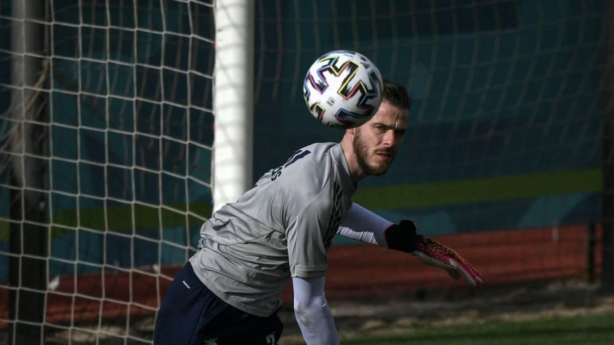 Vor Achtelfinale: Spanien bangt um Torwart De Gea