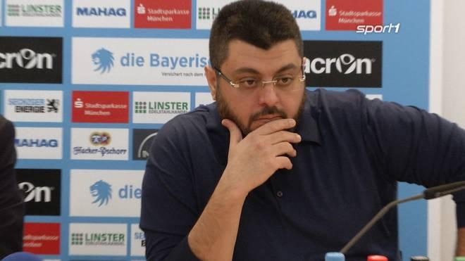 3.Liga: 1860-Investor Hasan Ismaik mit Schiedsrichter-Kritik nach Pleite