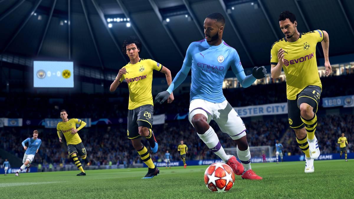 Heiße FIFA-20-Action: die SPORT1 Super League LIVE bei SPORT1