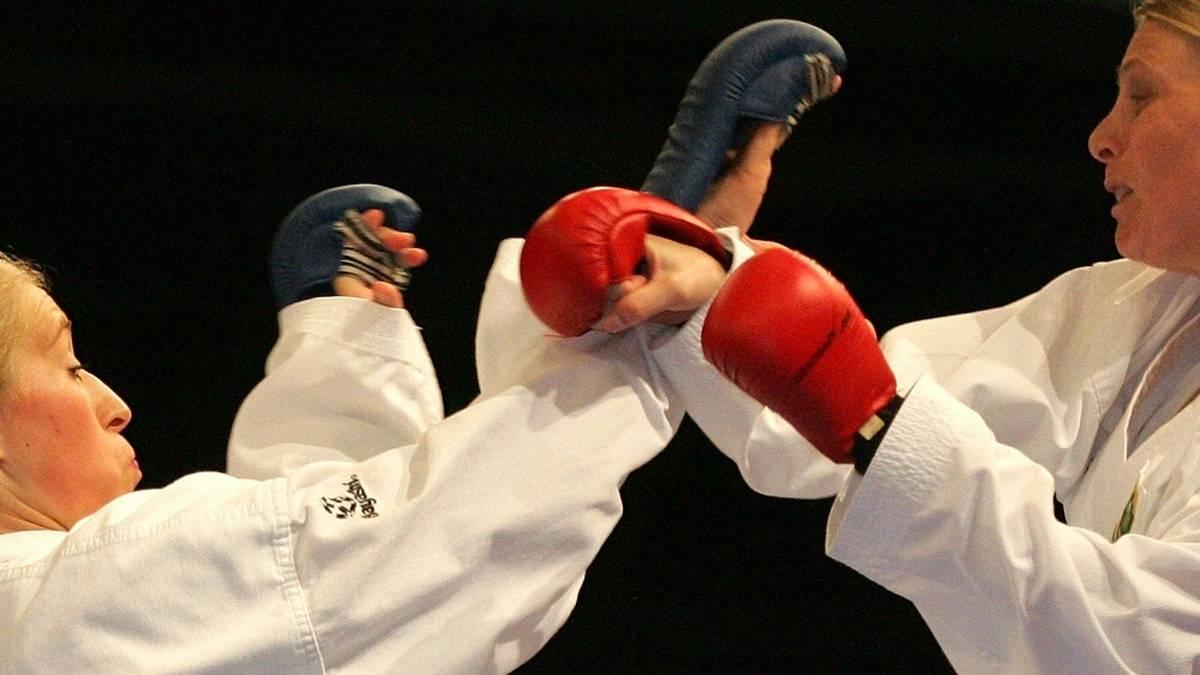 Karateka Jüttner löst Tokio-Ticket