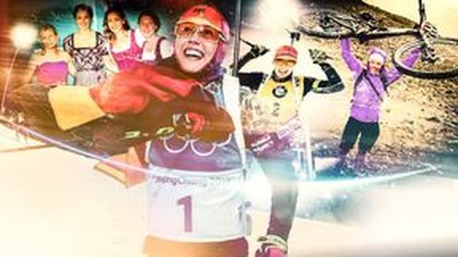 Laura Dahlmeier ist die deutsche Biathlon-Königin