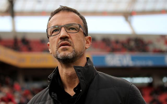 Fredi Bobic ist Sportvorstand von Eintracht Frankfurt