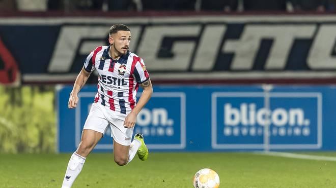 Donis Avdijaj verlässt Willem II Tilburg wegen mangelnder Fitness