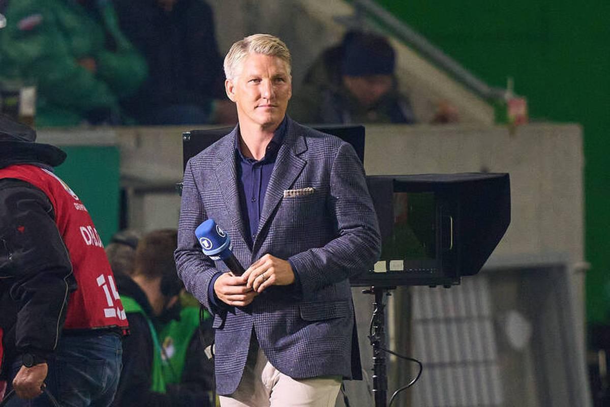 Bastian Schweinsteiger ging als ARD-Experte mit seinem früheren Verein FC Bayern hart ins Gericht nach dem Pokal-Debakel gegen Gladbach