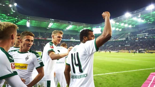 Borussia Mönchengladbach hofft auf Alassane Plea beim FC Bayern
