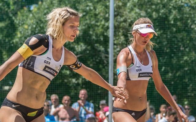 Für Laura Ludwig und Margareta Kozuch hat der DVV eine WM-Wildcard beantragt