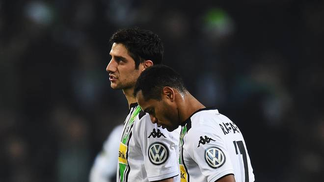 Raffael, Lars Stindl, Borussia Mönchengladbach