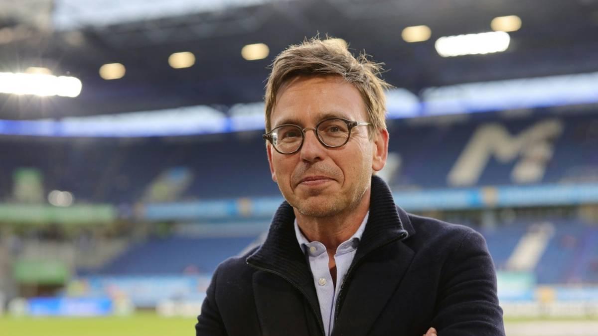 """Geschäftsführer Rejek vermeldet """"sensationelle Quote"""""""