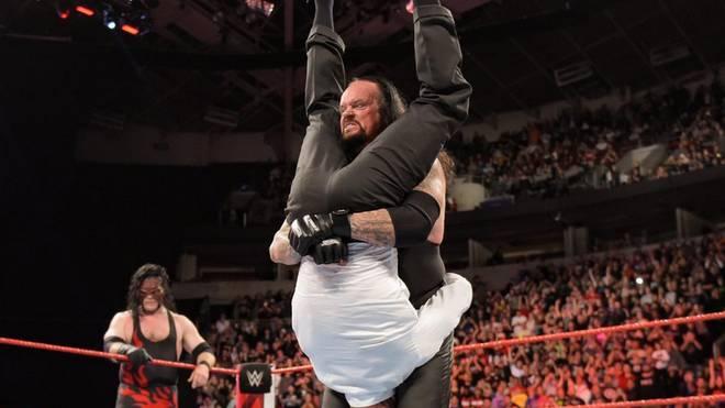 Der Undertaker legte einen bemerkenswerten Auftritt bei WWE RAW hin