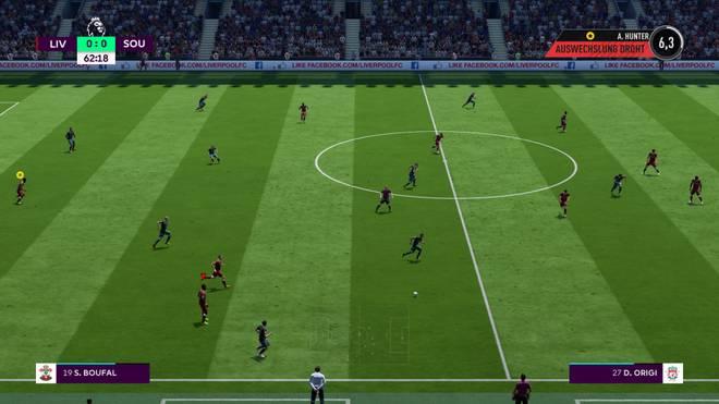 Spiel FIFA18