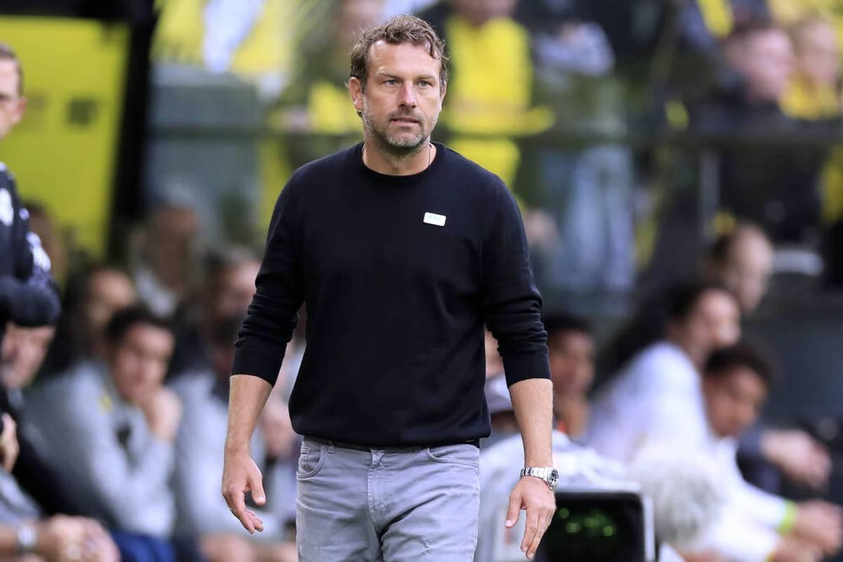 Der FC Augsburg ist nicht besonders gut in die Saison gekommen - von einer Krise will Trainer Weinzierl vor dem Spiel gegen Bielefeld aber nicht sprechen.