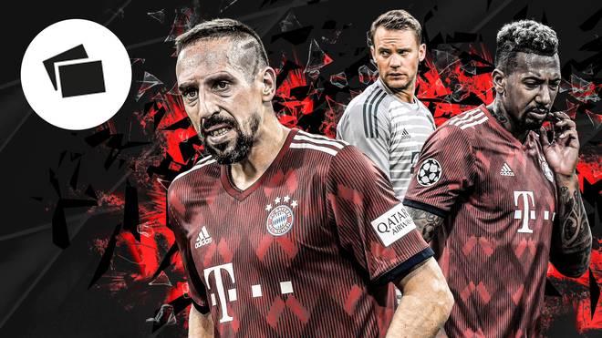 FC Bayern: Wie der Leistungsabfall des Kovac-Teams zu erklären ist: Der FC Bayern ist nur noch ein Schatten seiner selbst