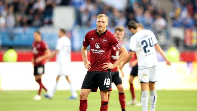 Hanno Behrens traf zuletzt zur 1:0-Führung gegen die TSG Hoffenheim