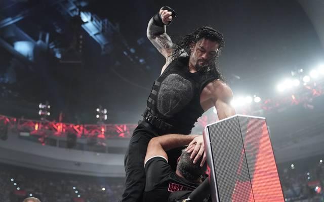 Roman Reigns bleibt WWE in den kommenden Jahren erhalten