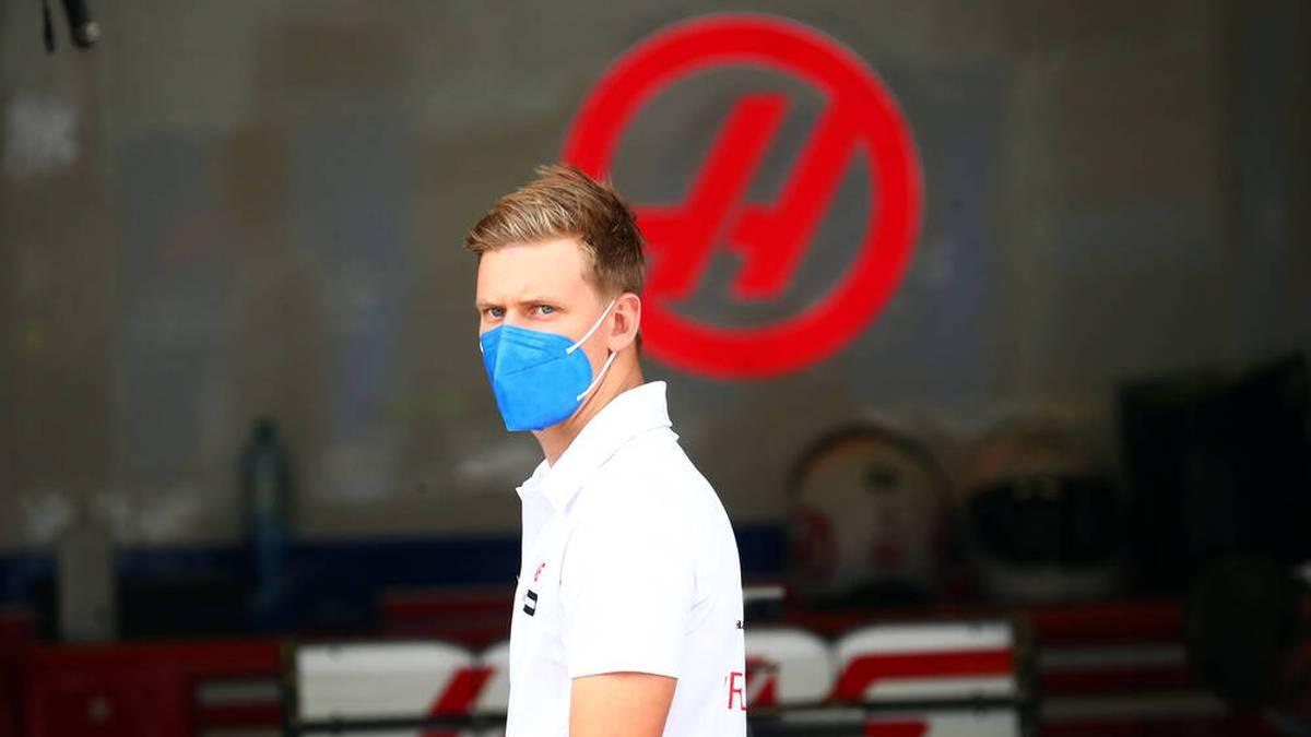 Es kursieren Gerüchte über einen Wechsel von Mick Schumacher zu Alfa Romeo