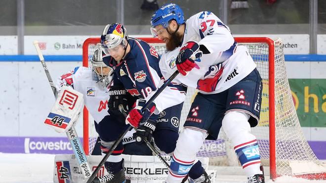 Eishockey, DEL: Adler Mannheim schlagen EHC München im Penalty-Schießen