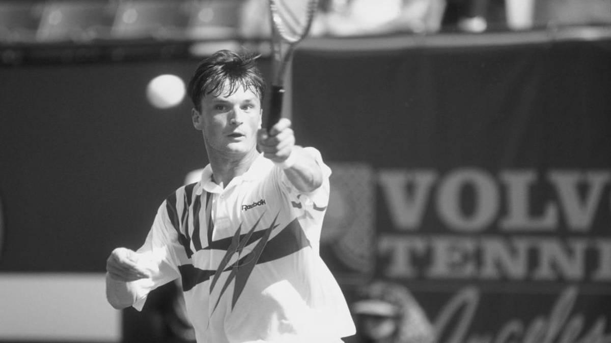 Stichs härtester Gegner 1991: Volkov früh gestorben