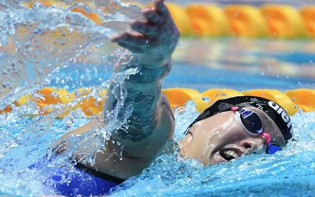 Sarah Köhler, Schwimm-WM