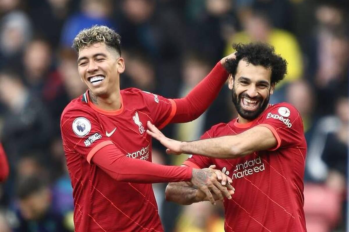 Der FC Liverpool überrollt in der Premier League den bemitleidenswerten FC Watford. Mohamed Salah macht mit seinen Gegenspielern erneut, was er will.