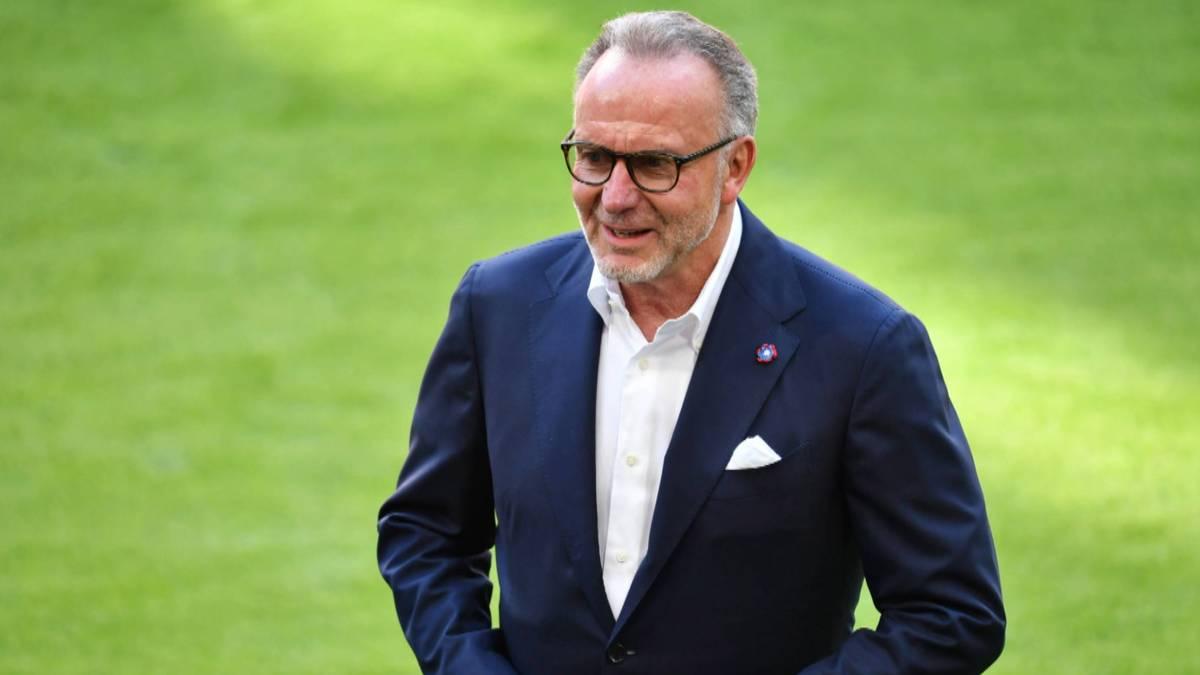 Der Vorstandsvorsitzende des FC Bayern wird nicht erst zum Jahresende aufhören, sondern schon mit sofortiger Wirkung.