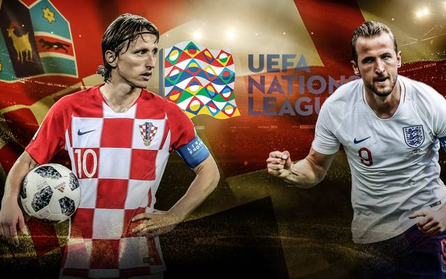 Nations League: Kroatien - England mit Luka Modric und Harry Kane
