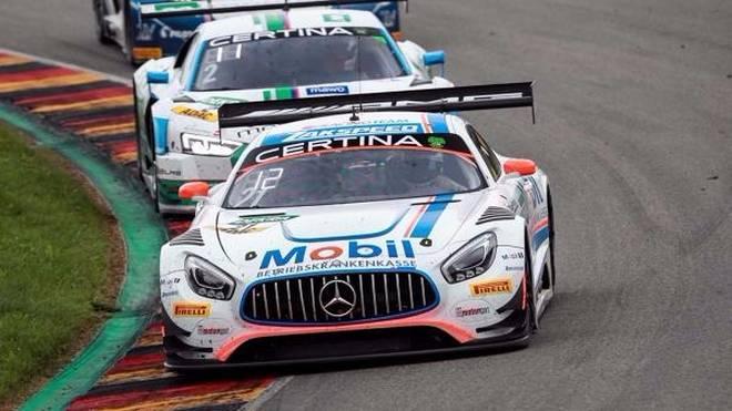 Beide Zakspeed-Mercedes wurden nachträglich disqualifiziert