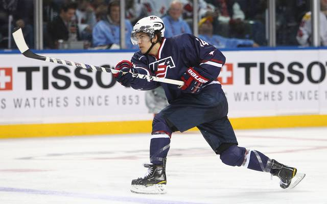 USA v Switzerland: 2011 IIHF World U20 Championship - Day Six