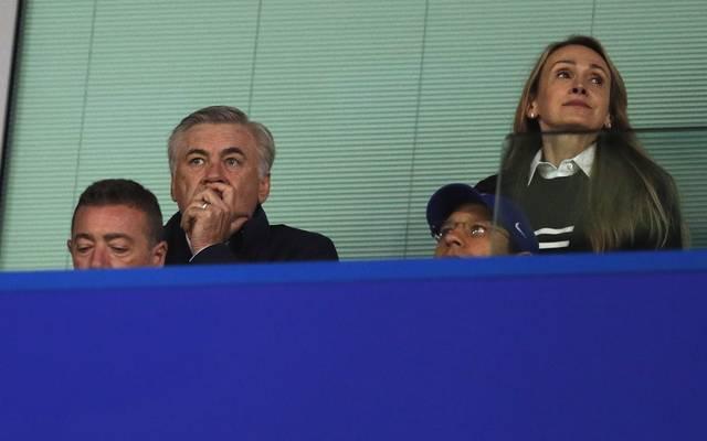 Carlo Ancelotti wird als Nachfolger  von Antonio Conte gehandelt