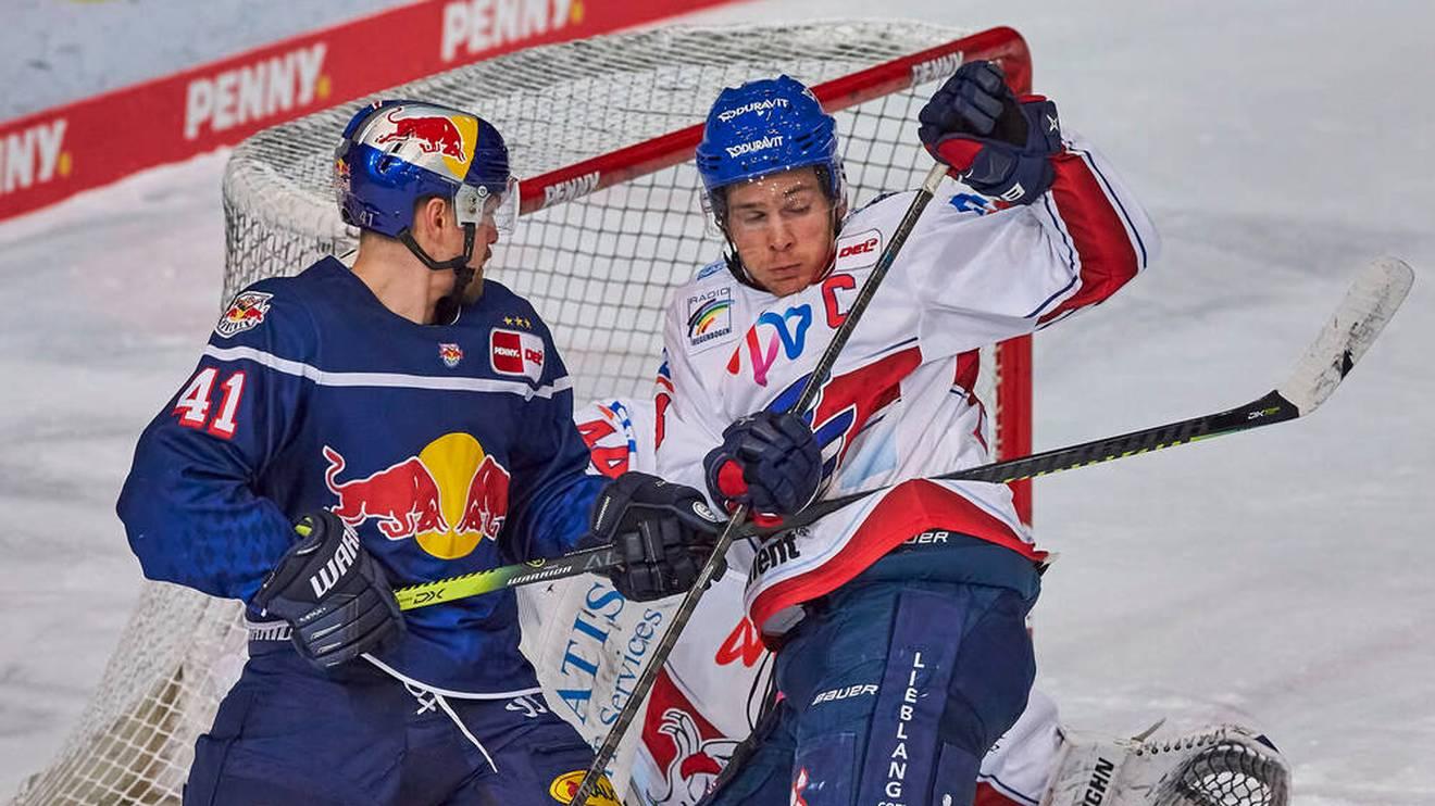 Ben Smith (r.) spielt in den kommenden Saison für Red Bull München