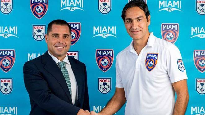 Alessandro Nesta trainiert künftig Miami