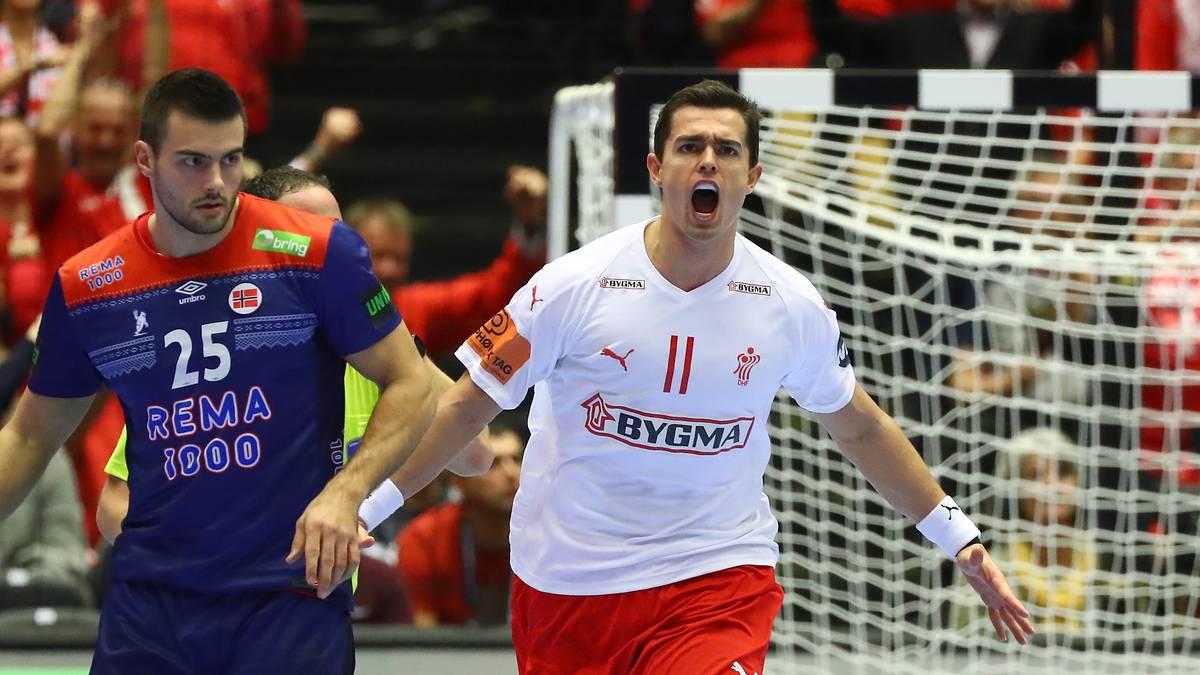 Norway v Denmark: Final - 26th IHF Men's World Championship
