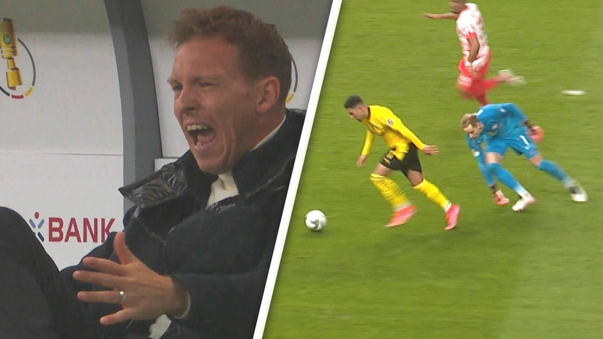 Borussia Dortmund feiert den Sieg im DFB-Pokal-Finale 2021. SPORT1 zeigt die besten Bilder aus einem packenden Pokalendspiel in Berlin.