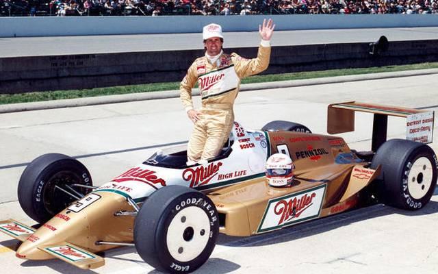 Danny Sullivan gewann 1988 den CART-Titel für das Penske-Team