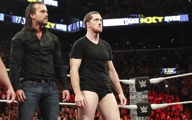 Kämpfer Kyle O'Reilly verpasste bei einem WWE-Match einem Fan einen Tritt