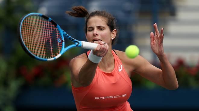 Julia Görges ist beim WTA-Turnier in Miami ausgeschieden