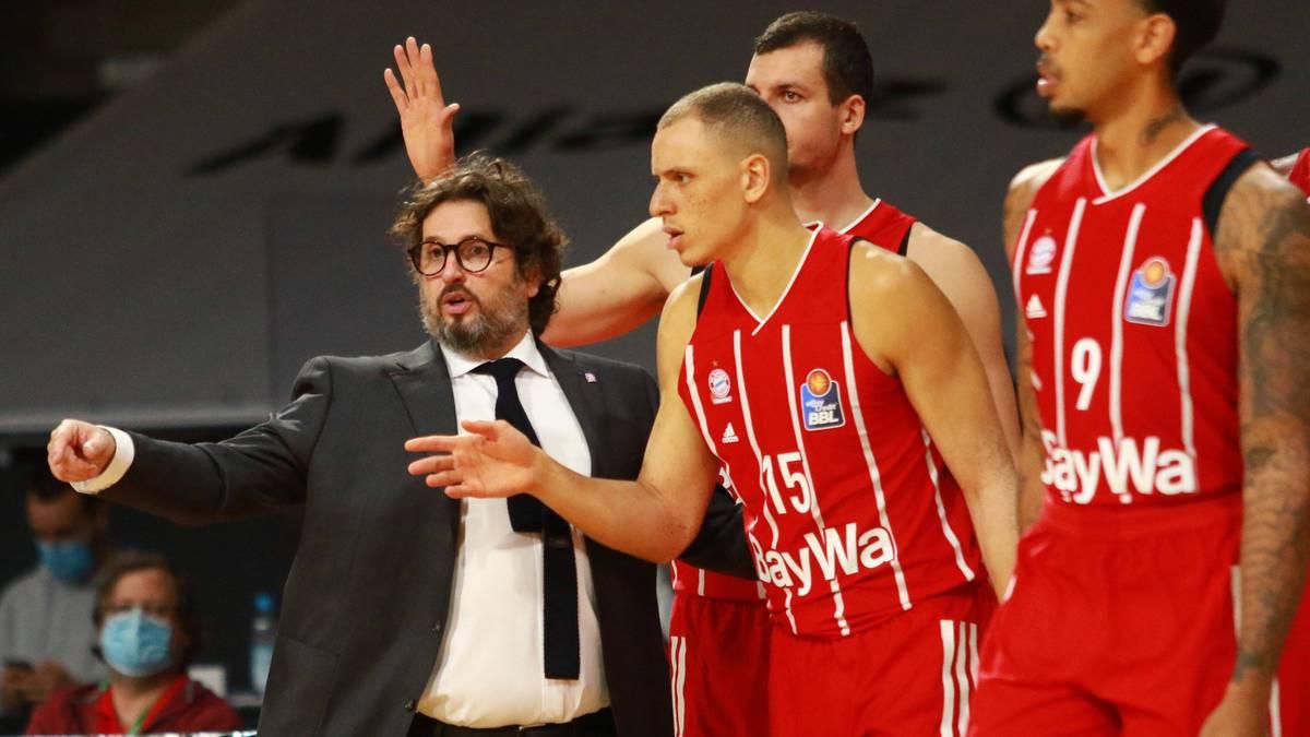 Der FC Bayern steht im Final Four des DBB-Pokals