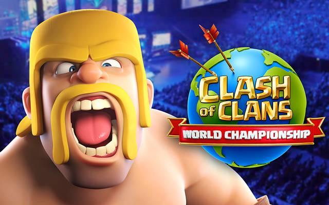 Erste Clash of Clans World Championship auf der ESL One Hamburg