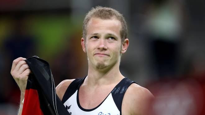 Fabian Hambüchen krönte seine Karriere mit Olympia-Gold im am Reck