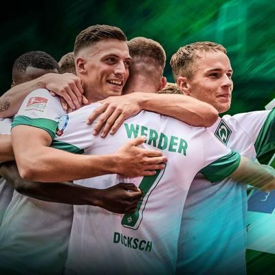 Ballern Ducksch, Weiser und Co. Werder doch zurück in Liga 1?