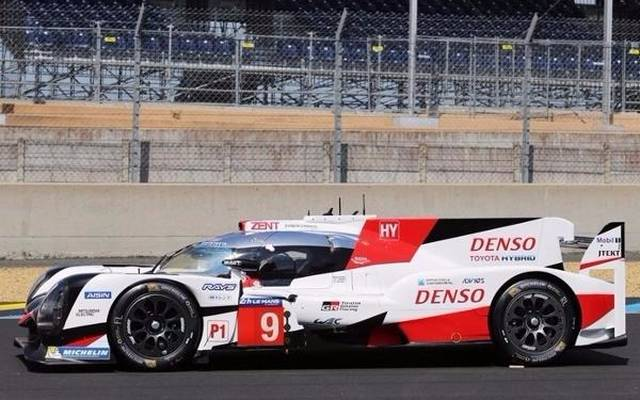 Sehen wir den Toyota #9 nach Le Mans noch einmal wieder?