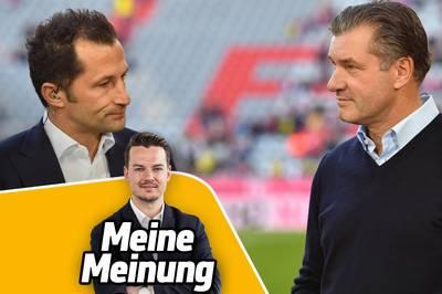 Der Sportvorstand  des FC Bayerns hat die vorzeitige Heimreise von Marco Reus bei der Nationalelf kritisiert. Zu Recht, wie SPORT1-Chefreporter Florian Plettenberg kommentiert.
