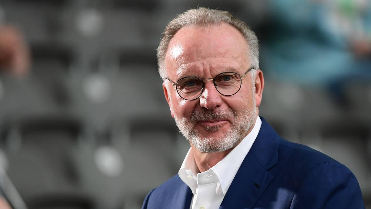 Karl-Heinz Rummenigge kündigt nach dem Rassismus-Vorfall beim FC Bayern Konsequenzen an