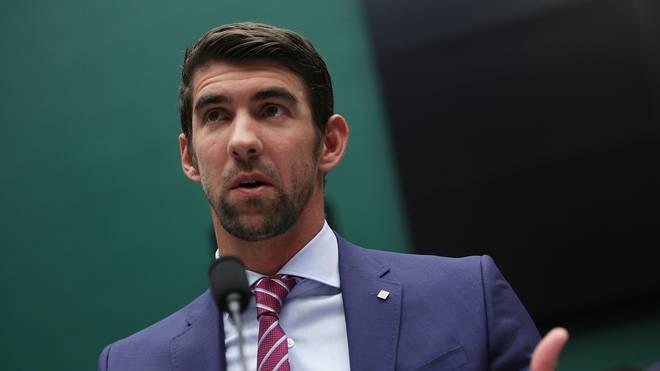 Schwimm-Star Michael Phelps beendete 2016 seine Karriere