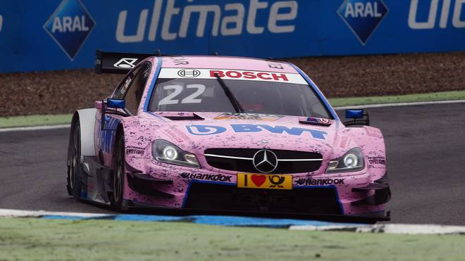 DTM German Touring Car Hockenheim - Race