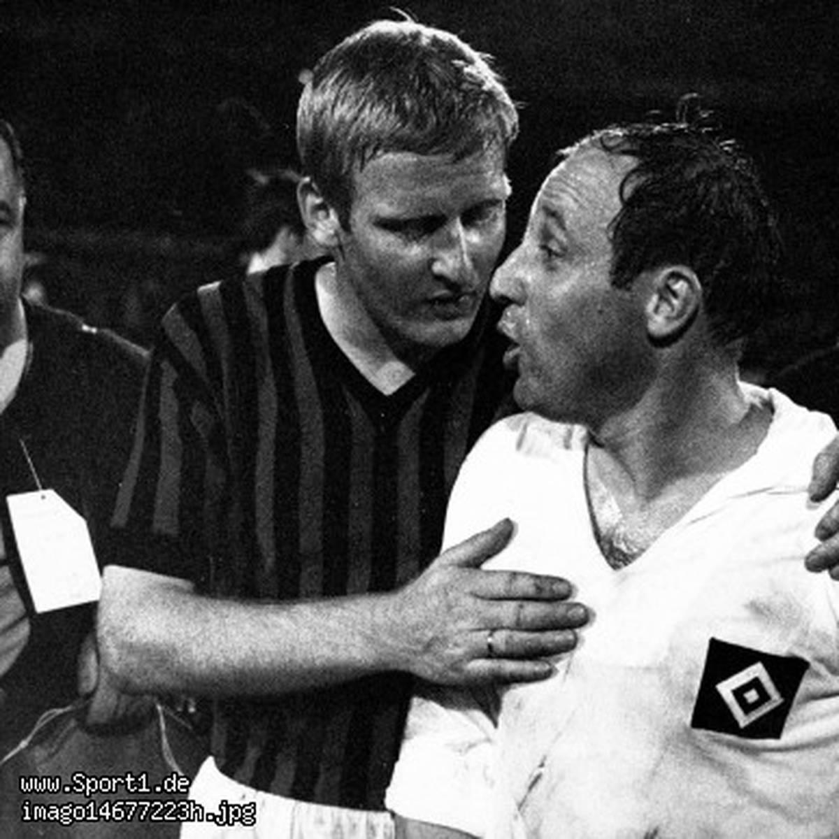 80 Geburtstag Die Karriere Des Karl Heinz Schnellinger