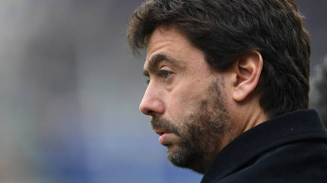 Andrea Agnelli ist Präsident von Juventus Turin