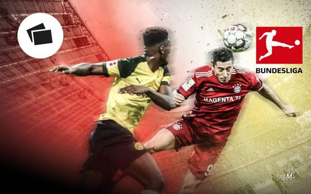 Auf Borussia Dortmund und den FC Bayern warten beim Bundesliga-Schlussspurt noch mancher Stolperstein