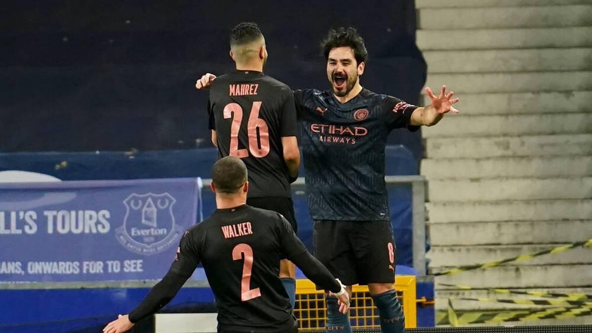 Gündogan führt City ins Halbfinale