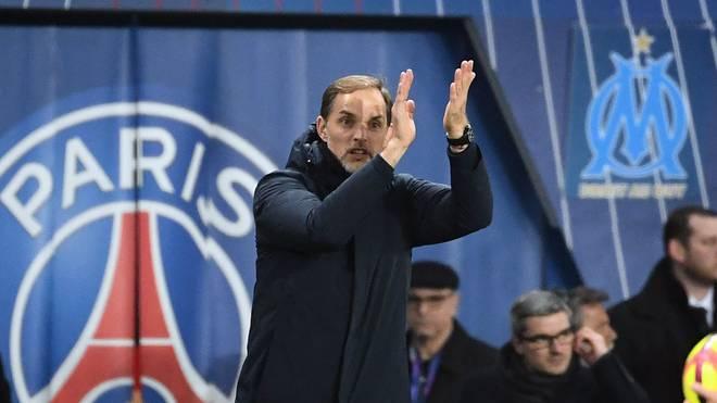 Thomas Tuchel steht vor einer Vertragsverlängerung bei PSG