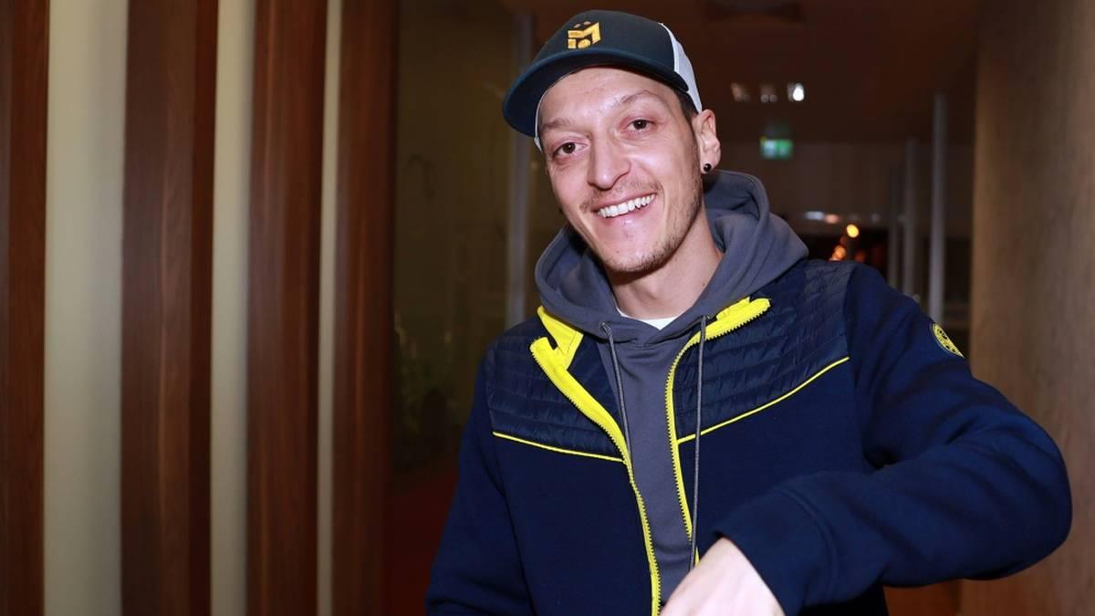 Der Verbandschef der türkischen Liga freut sich über die Ankunft von Mesut Özil